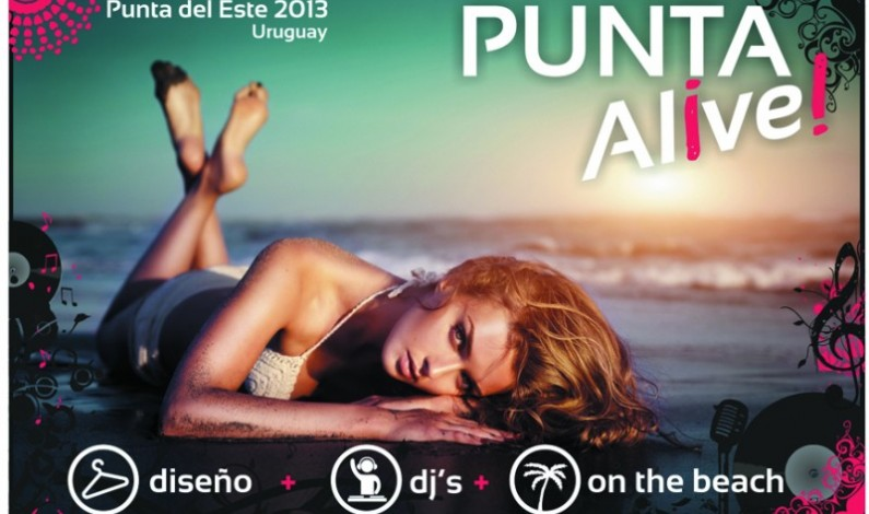 Punta ALIVE On the Beach